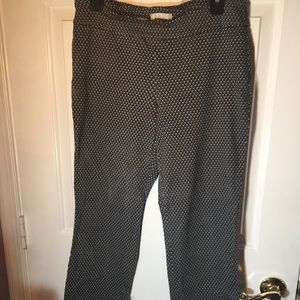 Dana Buchman stretchy dress pants